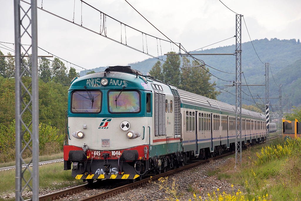 D445-1046 Montelup Capraia 27/9/2013<br /> R11769 1310 Firenze SMN-Siena