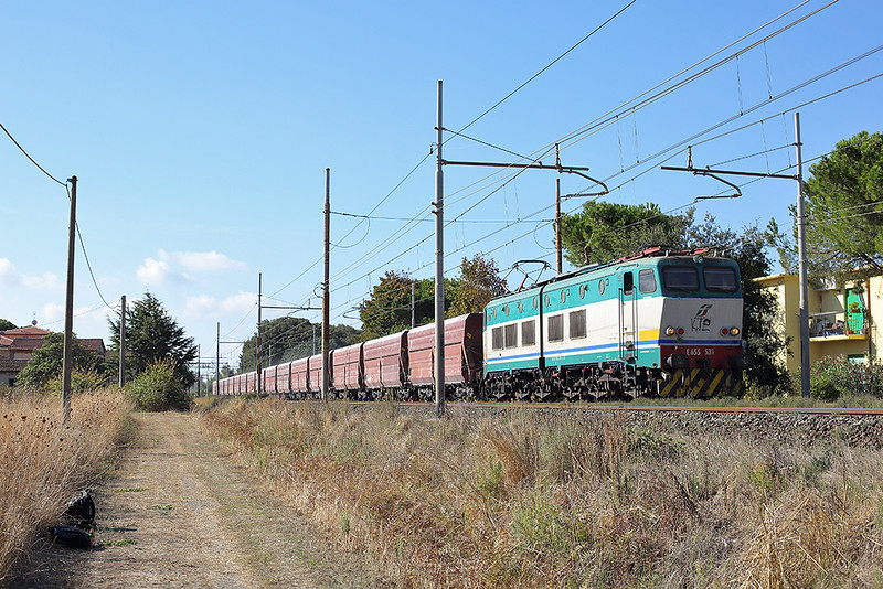 E655-531 San Vincenzo 25/9/2013