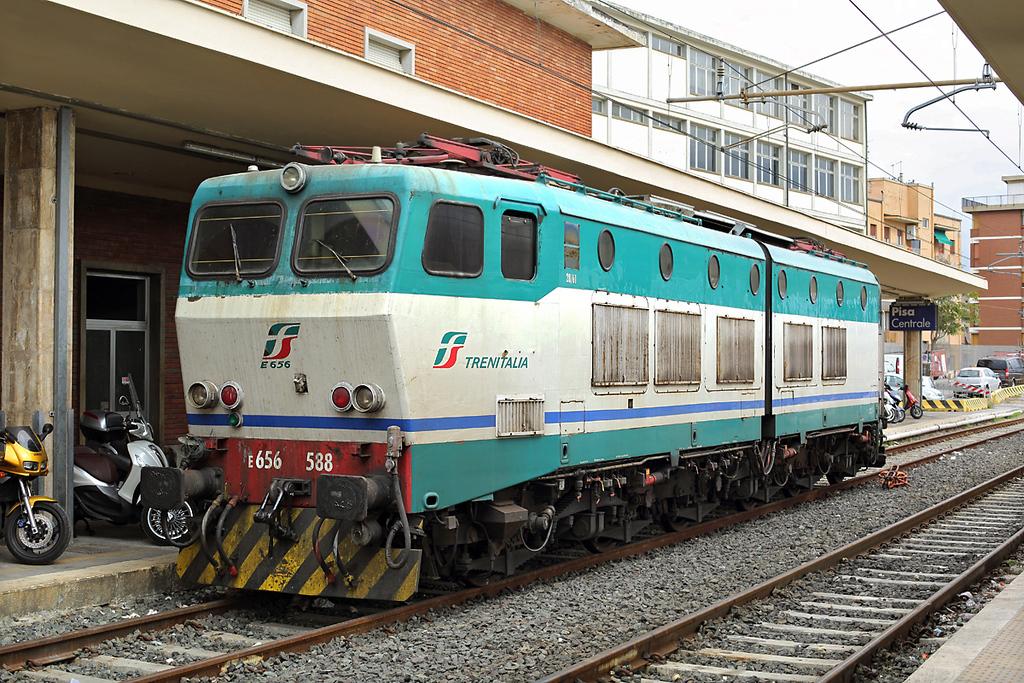 E656-588 Pisa Centrale 27/9/2013