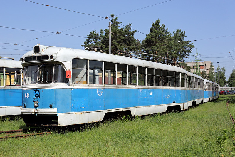 044, 043, 046, 045 and 078, Butļerova iela Depo 4/6/2014