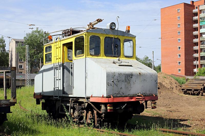 Electric Engine, Butļerova iela Depo 4/6/2014