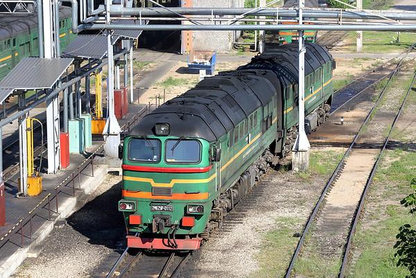 2M62УP-0112 Riga Daugmale 7/6/2014