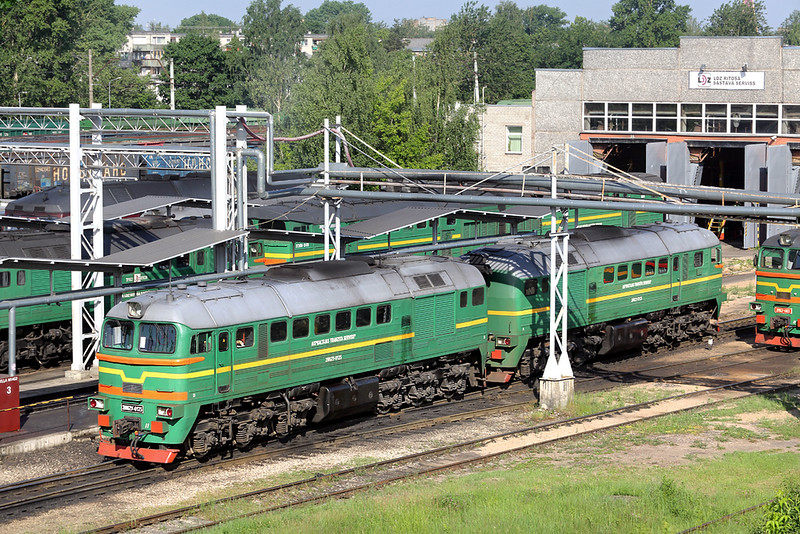 2M62У-0125 Riga Daugmale 7/6/2014