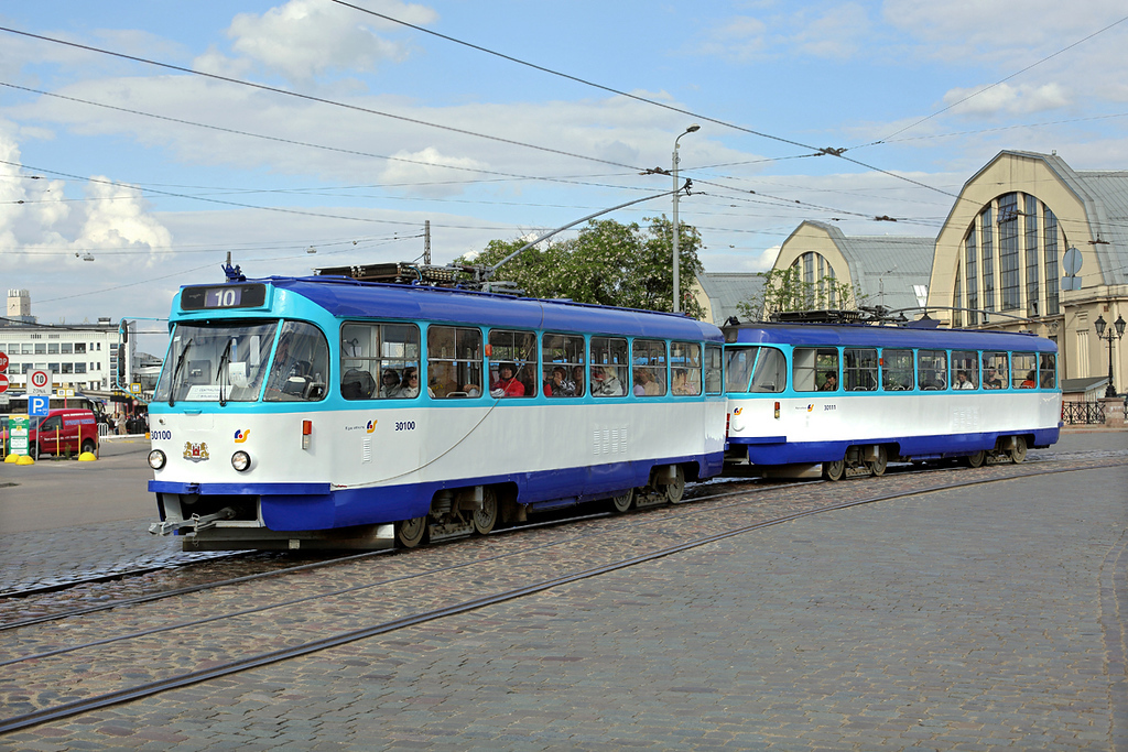 30100 and 30111, Centrāltigrus 31/5/2014