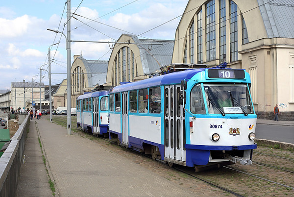 30874 and 30885, Centrāltigrus 31/5/2014