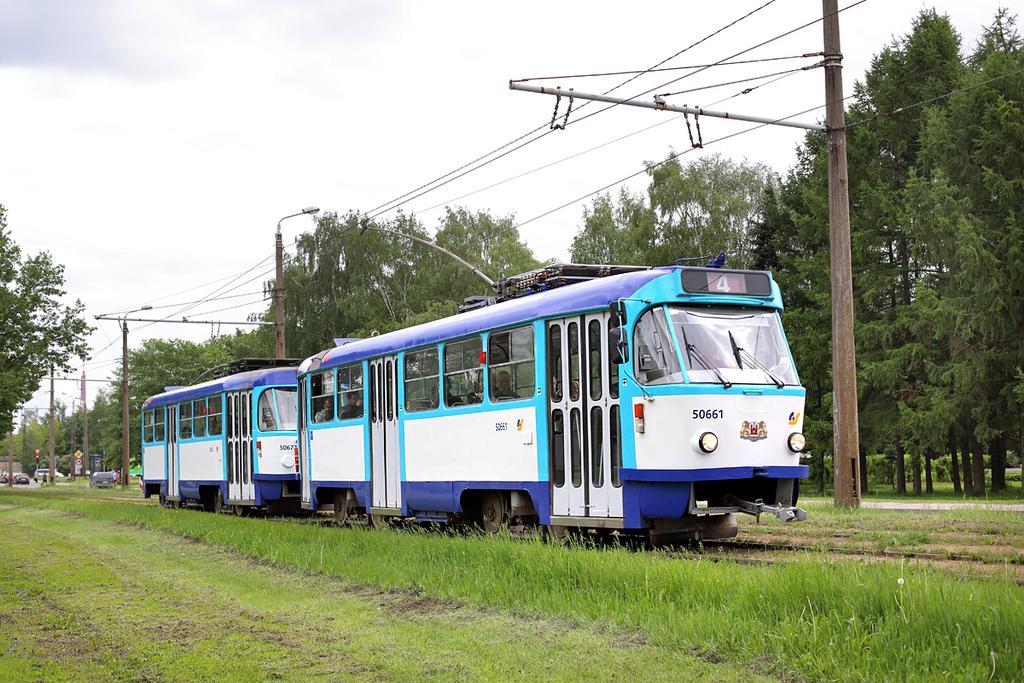 50661 and 50672, Slokas iela 31/5/2014