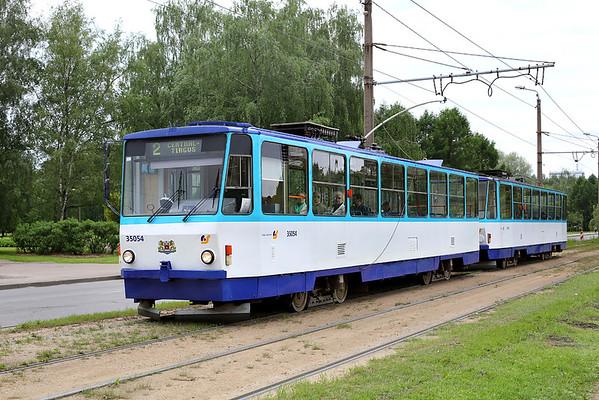 35054 and 35065, Slokas iela 31/5/2014