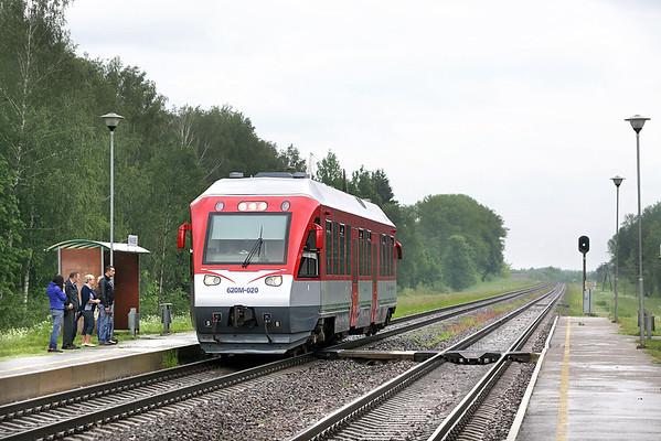 620M-020 Pakenē 2/6/2014 M679 1722 Kena-Vilnius