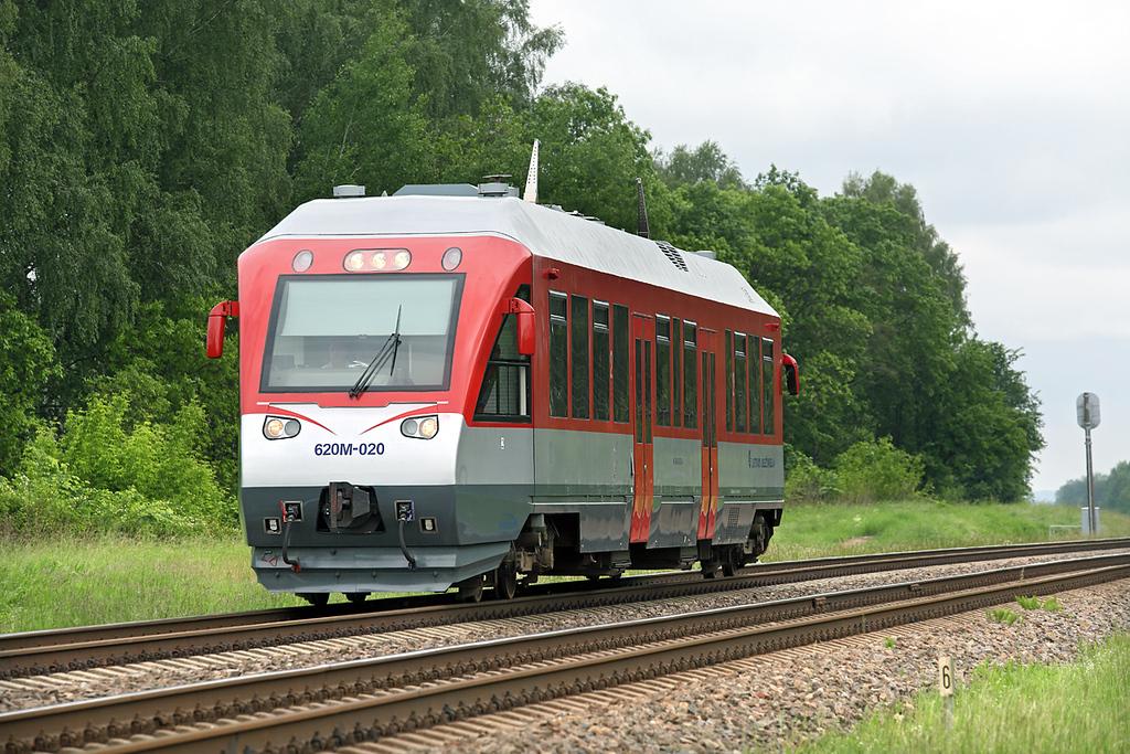 620M-020 Sadūniškės 2/6/2014<br /> M677 1405 Kena-Vilnius