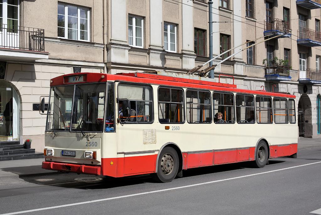 2560 BNA-560, Vilniaus gatvė 3/6/2014