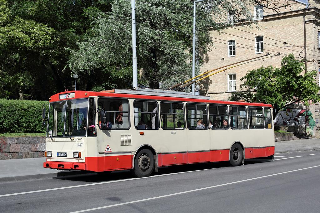 1447 BNA-447, Pamėnkalnia gatvė 3/6/2014