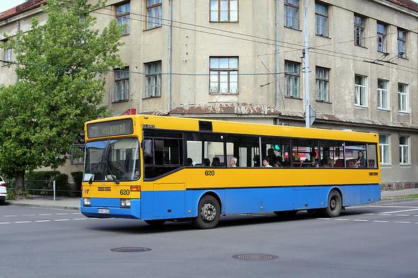 620 VVR-024, Svitrigailos gatvė 3/6/2014