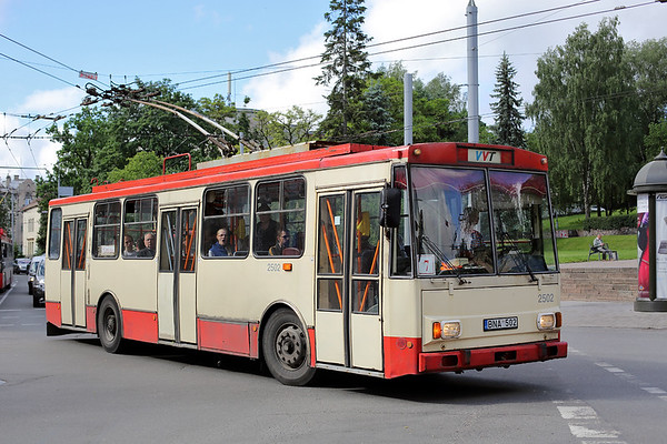 2502 BNA-502, Pamėnkalnia gatvė 3/6/2014