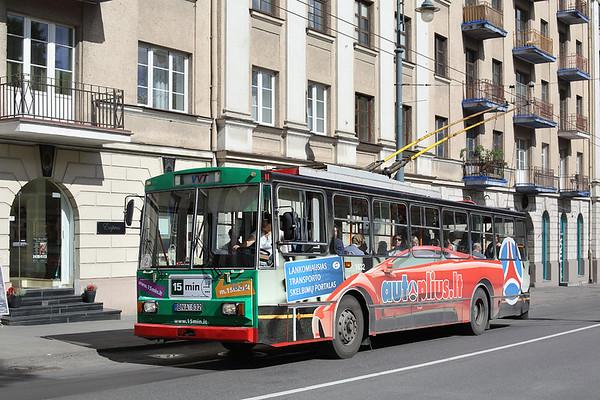 1632 BNA-632, Vilniaus gatvė 3/6/2014