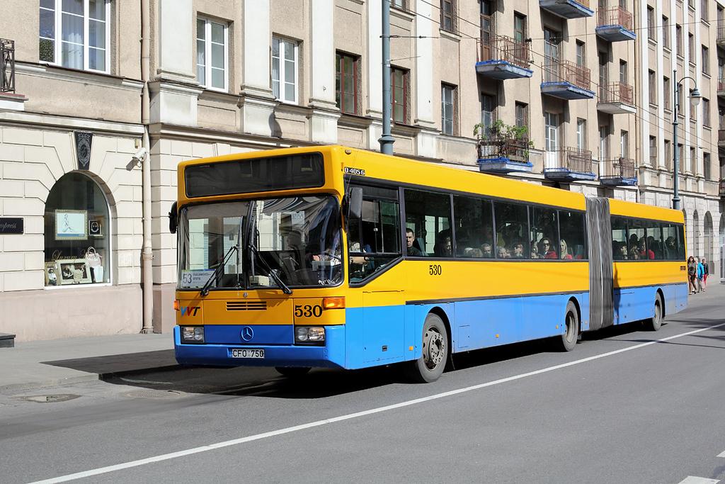 530 CFO-750, Vilniaus gatvė 3/6/2014
