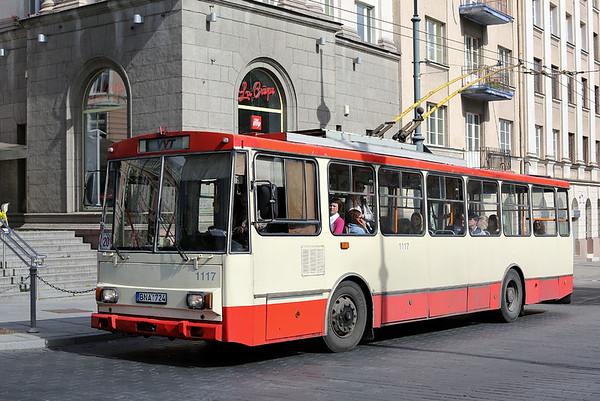 1117 BNA-724, Vilniaus gatvė 3/6/2014