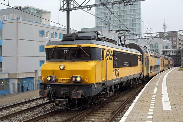 1737 Eindhoven 24/10/2016 9644 1317 Eindhoven-Nijmegen