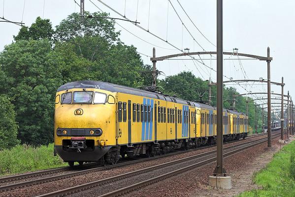 471, 920 and 862, Dodrecht Zuid 5/6/2007 5145 1158 Den Haag Centraal-Roosendaal