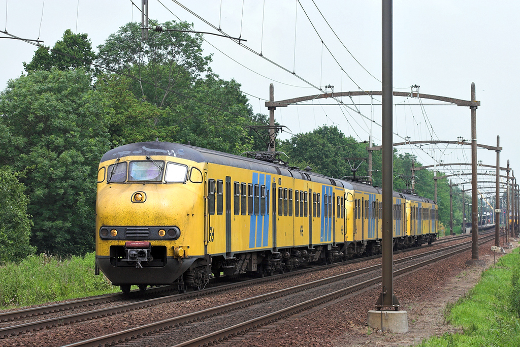 471, 920 and 862, Dodrecht Zuid 5/6/2007<br /> 5145 1158 Den Haag Centraal-Roosendaal