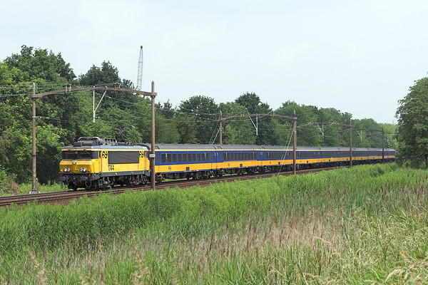 1744 Dodrecht Zuid 5/6/2007 1943 1151 Den Haag Centraal-Venlo