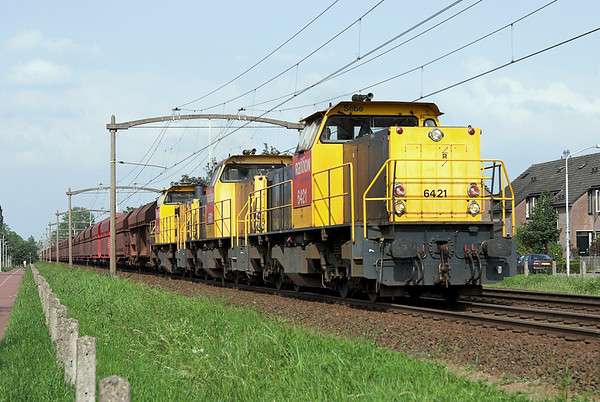 6421, 6501 and 6460, Helmond 't Hout 5/6/2007