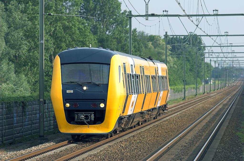 57 Arnhem Zuid 4/6/2007<br /> 31161 1818 Tiel-Arnhem