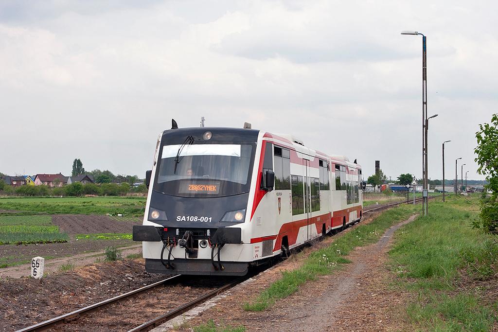 SA108-001 Zbaszyn-Przedmiescie 12/5/2011<br /> 79429 1437 Leszno-Zbaszynek