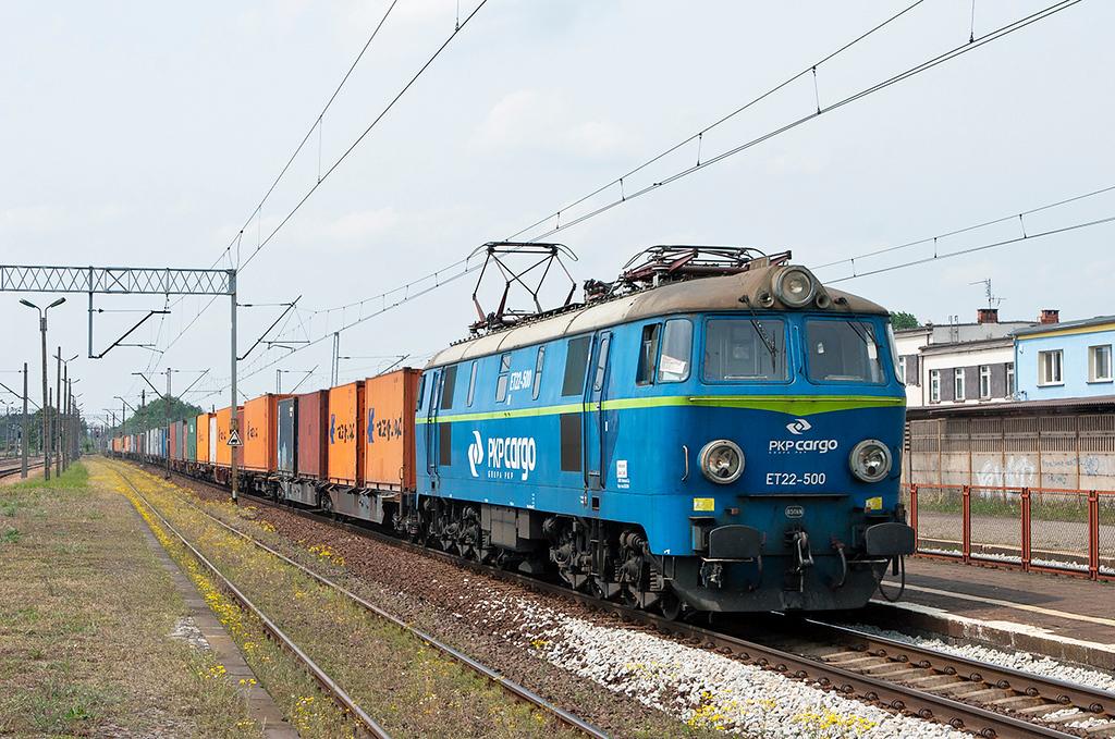 ET22-500 Zbaszyn 12/5/2011
