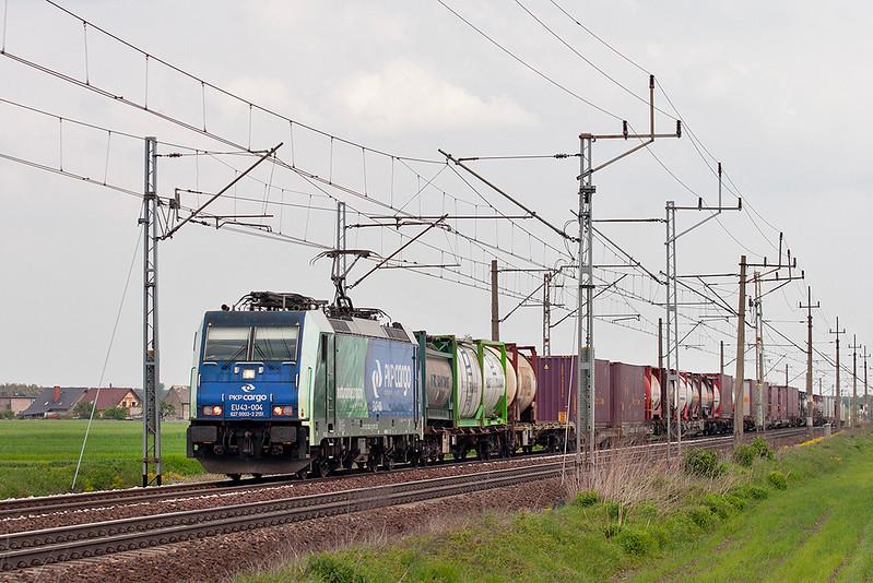 EU43-004 Zbaszyn 12/5/2011