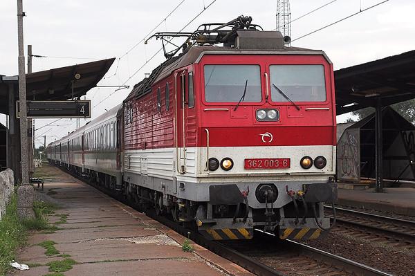 362003 Bratislava Vinohrady 15/9/2009 R704 1425 Zilina-Bratislava Hl.st