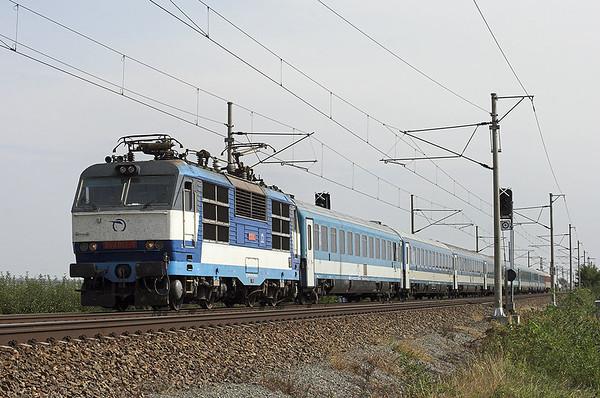 350017 Popice 16/9/2009 EC170 0928 Budapest Keleti pu-Berlin Hbf