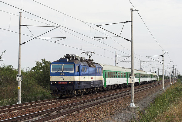 362011 Popice 16/9/2009 EC274 1401 Bratislava Hl.st-Praha Holešovice