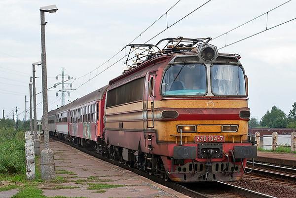 240134 Bratislava Vinohrady 15/9/2009 OS3034 1507 Nove Mesto nad Vahom-Bratislava Hl.St