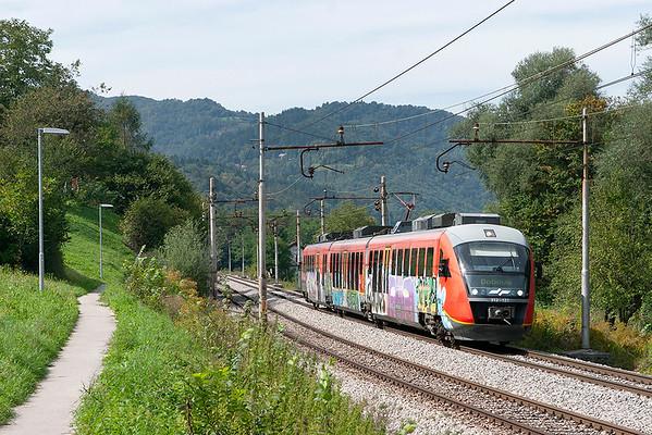 312-121 Jevnica 15/9/2010 LP2265 1150 Ljubljana-Dobova