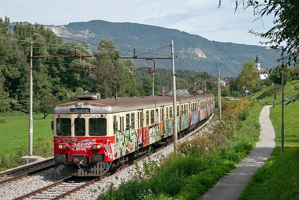 315-212 Jevnica 15/9/2010 LP2260 1105 Dobova-Ljubljana
