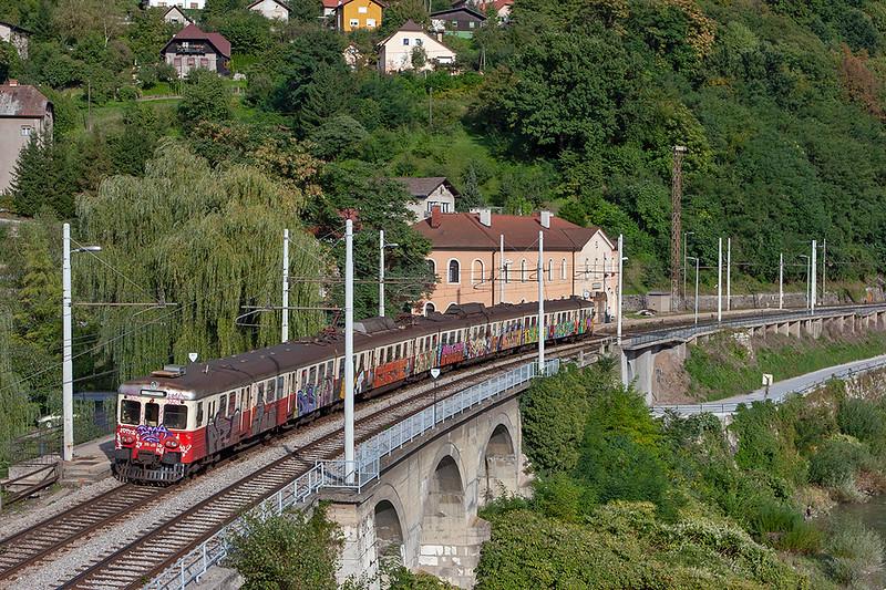 315-225 Hrastnik 14/9/2010<br /> LP2273 1620 Ljubljana-Sevnica