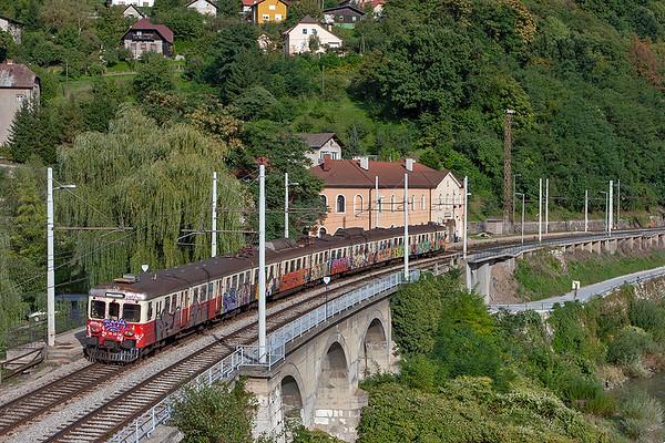 315-225 Hrastnik 14/9/2010 LP2273 1620 Ljubljana-Sevnica