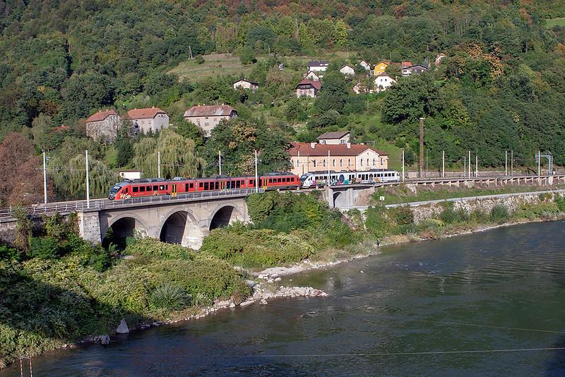 312-127 Hrastnik 14/9/2010<br /> LP2270 1611 Dobova-Ljubljana
