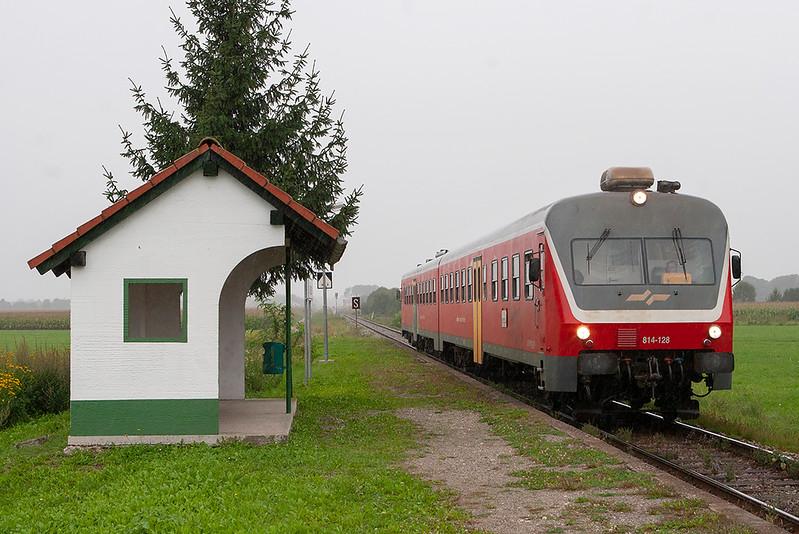 814-128 Sikole 16/9/2010<br /> LP3858 1440 Maribor-Ormoz