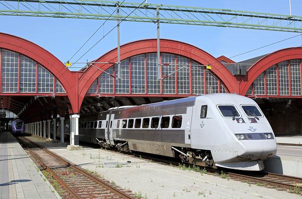 2510 Malmö Central 16/7/2015 X2-534 1114 Malmö Central-Stockholm Central
