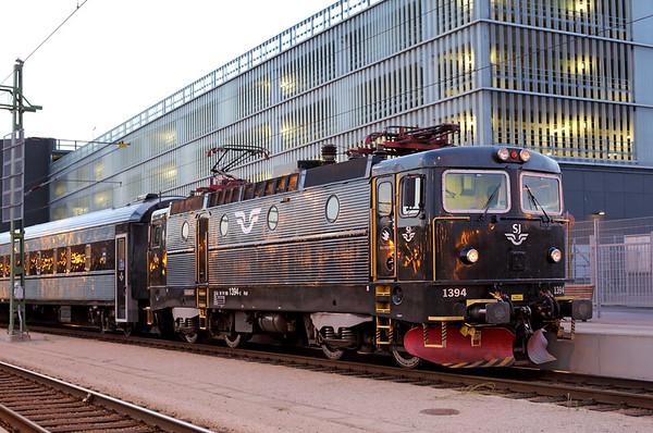 1394 Malmő Central 16/7/2015 10002 2237 Malmő Central-Stockholm Central