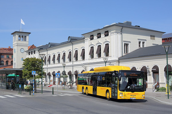 1121 DWM121, Malmö 16/7/2015