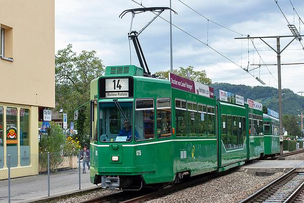 675 and 1441, Pratteln 12/9/2012