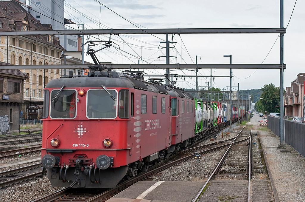436115 and 436112, Pratteln 12/9/2012