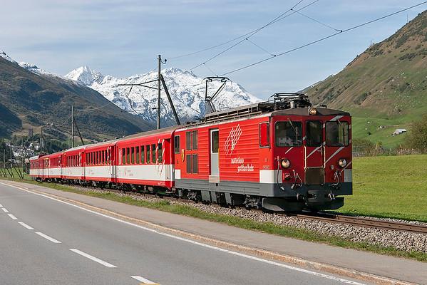 25 Andermatt 18/9/2008 R530 0908 Visp-Andermatt