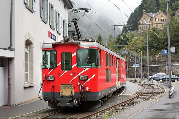 52 Göschenen 30/9/2014 R559 1712 Göschenen-Brig
