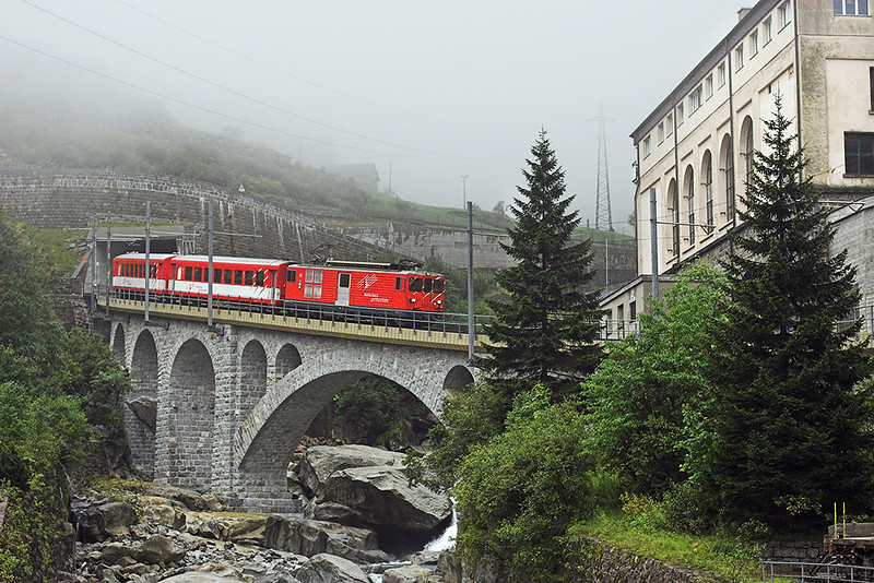 92 Göschenen 19/9/2008<br /> R622 0844 Andermatt-Göschenen