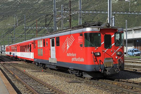 53 Andermatt 18/9/2008 R632 1044 Andermatt-Göschenen