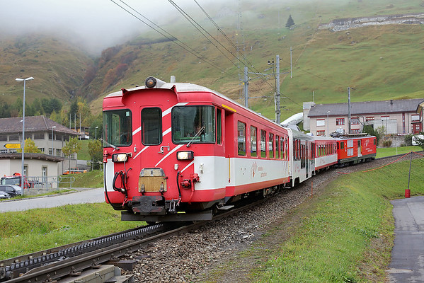 96 (on rear), Andermatt 1/10/2014