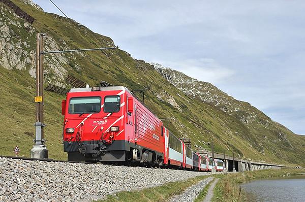 1 Oberalppass 18/9/2008 D907 0919 St Moritz-Zermatt
